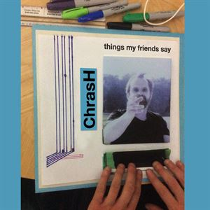 Picture of Things My Friends Say (CD)
